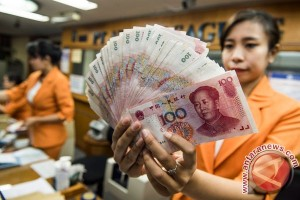 Yuan tiongkok menguat jadi 6,8806 terhadap dolar AS