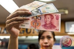 Yuan Tiongkok menguat jadi 6,6676 terhadap dolar AS