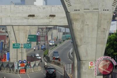 Pembangunan Jalan Layang Khusus Transjakarta