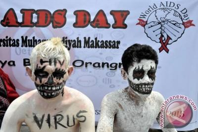 Stop HIV/AIDS dengan hidup sehat
