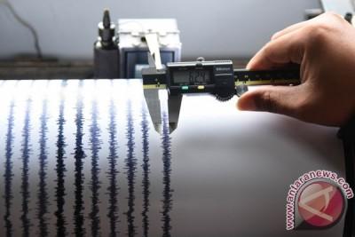 Gempa bumi 4 SR di Morowali