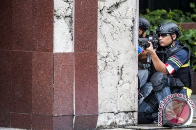 Lembaga kajian kepolisian dukung TNI terlibat berantas terorisme