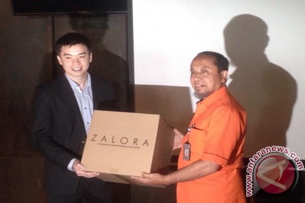 Zalora-PT Pos Indonesia jalin kerjasama fasilitasi pengembalian barang gratis