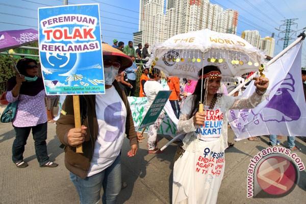 Aksi solidaritas penting untuk hentikan proyek reklamasi Teluk