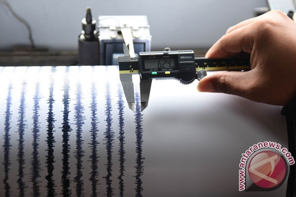 Earthquakes hit several regions in Indonesia