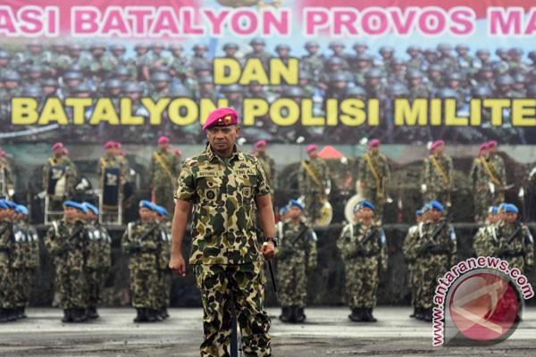 Batalyon Provost Marinir dilikuidasi