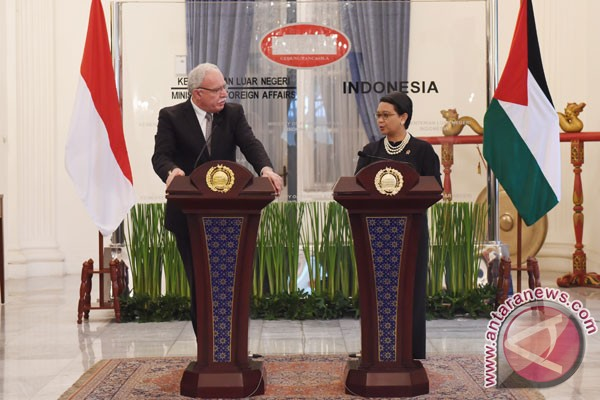 Indonesia to open consulate in Ramallah early 2016
