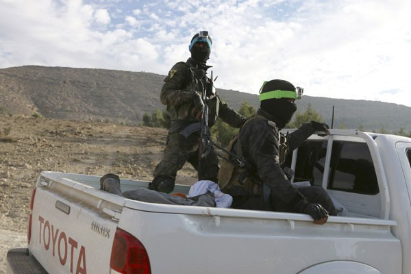 Operasi pendudukan Raqqa: ISIS terusir dari Yarmuk