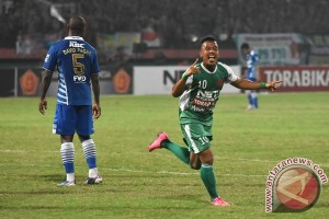 PS TNI kalahkan Persib 2-0
