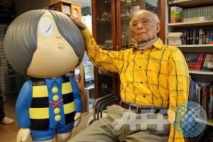 Komikus hantu dan monster Shigeru Mizuki tutup usia