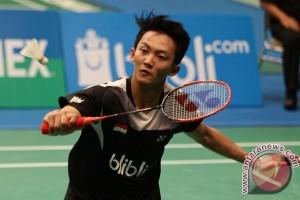 Ihsan ditaklukkan Lin Dan dalam Singapura Terbuka