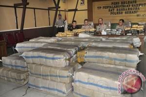 Temuan 1,7 Ton Ganja