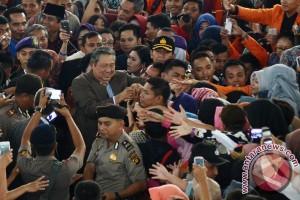 SBY soroti pembangunan ekonomi Indonesia