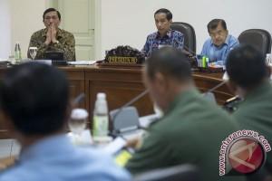 Presiden ingin postur TNI makin kokoh