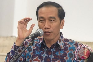 Kontingen Olimpiade 2016 dilepas Presiden Jokowi