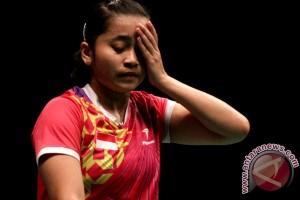 Tunggal putri Indonesia tersingkir dalam Kejuaraan Asia