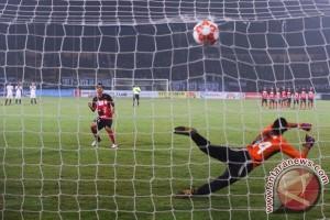 TSC All Star vs Sriwijaya FC partai buka Liga Santri Nusantara