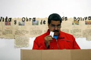 Ekonomi Venezuela Januari-September 2015 turun 4,5 persen