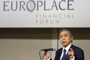 Bank sentral Jepang adopsi bunga negatif, indeks Nikkei melonjak