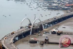 Pemkot Surabaya siapkan peresmian Jembatan Kenjeran