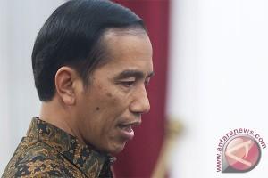 Presiden Jokowi: infrastruktur, kemudahan berusaha kunci menangkan persaingan