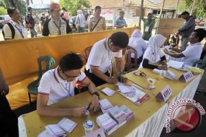 Seluruh kecamatan tuntaskan rekapitulasi Pilkada Kotawaringin Timur