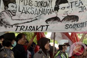Demo Hari HAM Makassar