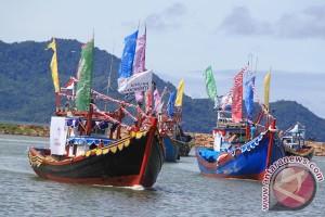 Festival kapal hias Sampit meriah setelah 30 tahun