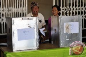 Empat TPS di Tangerang laksanakan pencoblosan ulang