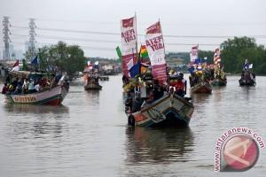Sedekah Bumi Nelayan Muara Angke