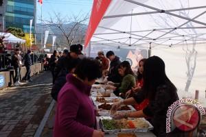 Sajian masakan Indonesia tarik perhatian masyarakat Denmark