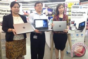 Gandeng AMD, HP luncurkan notebook untuk pelajar