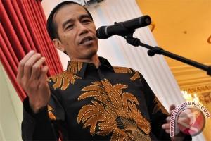 Jokowi bersilaturahmi dengan 503 kepala sekolah