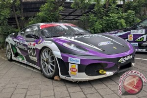 60 drifter siap berebut Rp400 juta di Kemayoran