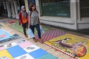 60 persen trotoar di Jakarta rusak
