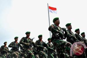 Prajurit TNI teken pakta integritas tak pakai narkoba disaksikan istri