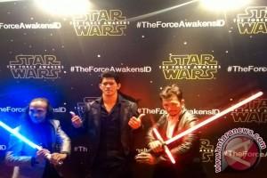 "Medsos Tiongkok gunjingkan ""Star Wars: The Force Awakens"""