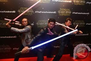 Iko Uwais cs akan temui penggemar Star Wars di Jakarta