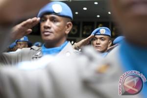 Pemberangkatan Satgas FPU Indonesia VIII