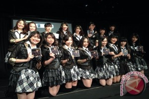 Haruka JKT48 siapkan salam perpisahan di Surabaya