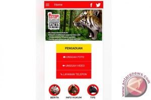 Ikut menjaga lingkungan lewat aplikasi Gakkum