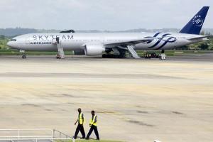Air France tangguhkan penerbangan ke Venezuela jelang pemilu