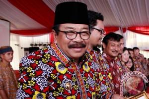Gubernur Jatim komandan kontingen dengan 737 atlet