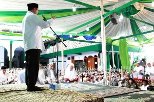 Muslim Pamekasan serentak rayakan Maulid Nabi
