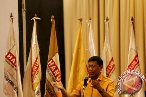 Wiranto Buka Musda Partai Hanura