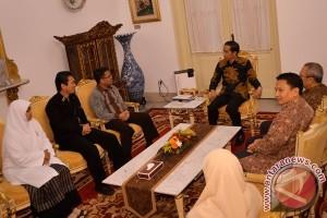 Presiden bertemu petinggi PKS di Istana Merdeka