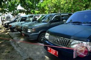 Bupati Garut larang kendaraan dinas digunakan liburan