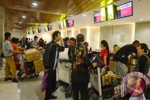30 ribu penumpang tiba di bandara Bali