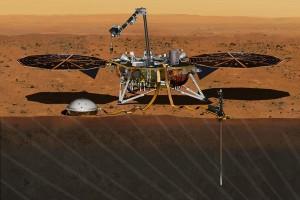 NASA tunda peluncuran Misi InSight ke Mars