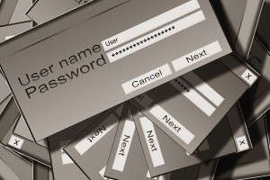 Sistem password baru dengan pola dan gambar